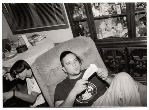 Phillip Rizzi, circa 1998