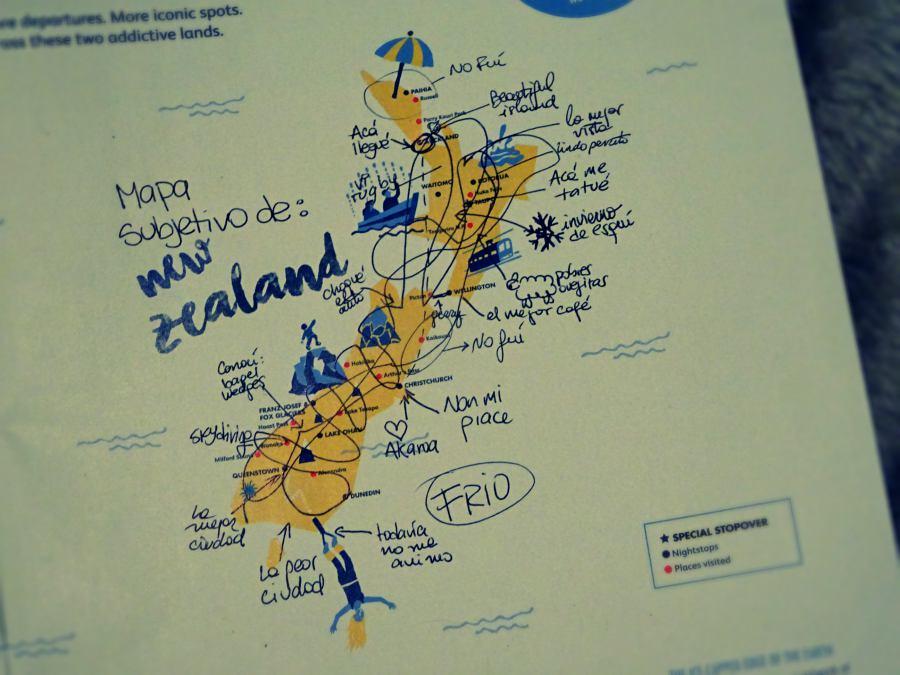 Nueva Zelanda: Doce meses y algunos des-balances
