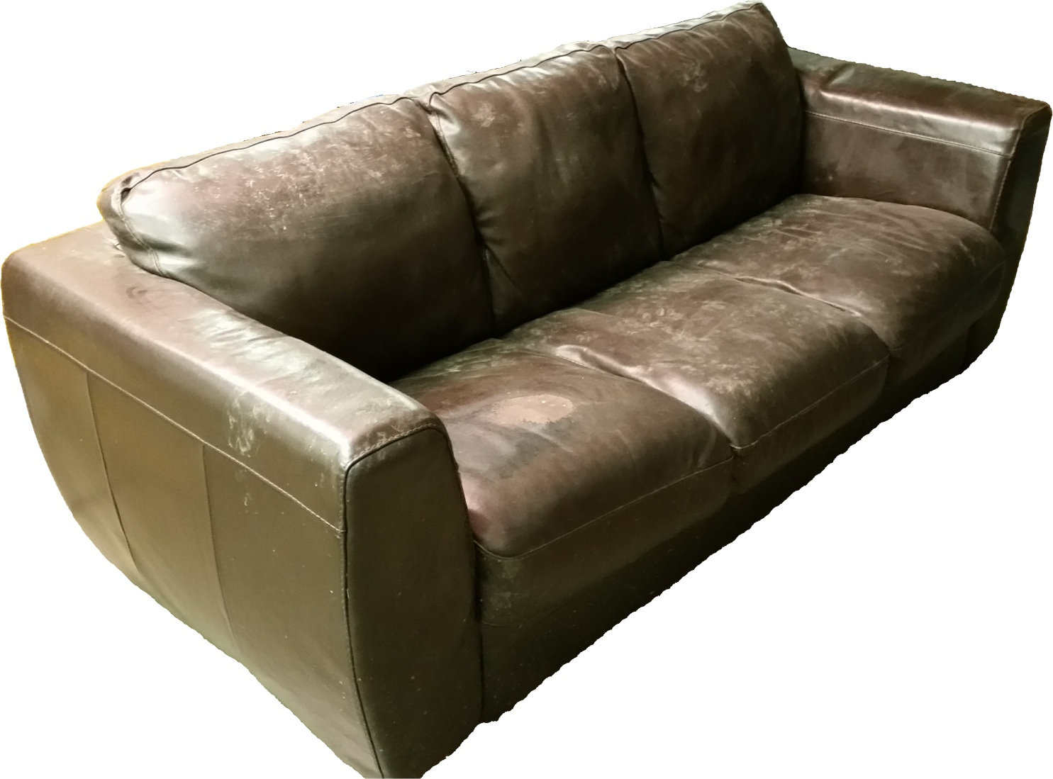 restoring leather sofa ashley furniture sectional sleeper restoration service by the experts a brighter home