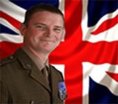 Corporal Harry Killick