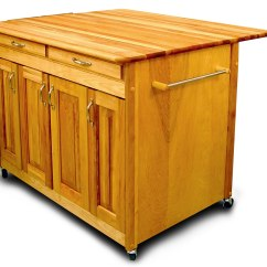 Portable Kitchen Island With Drop Leaf Pacific Fan Mobile Drawers Movable