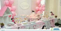 Elige la ms bonita decoracin baby shower | Abril ...