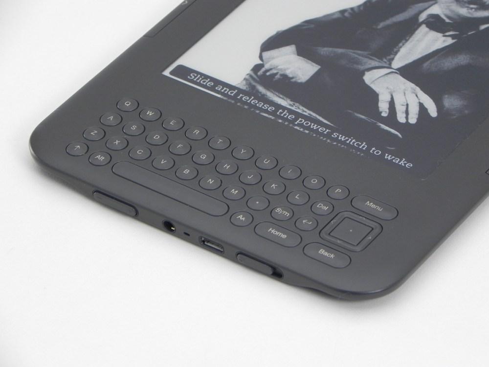 Resenha Amazon Kindle 3 (3/3)