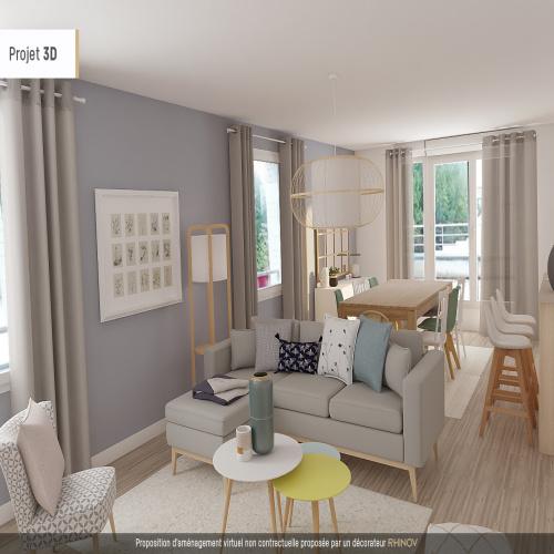 achat appartement abrinor