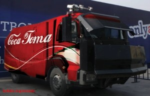 TOMA vehicle 1