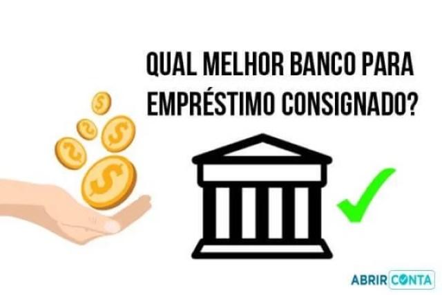 Qual melhor banco para empréstimo consignado?