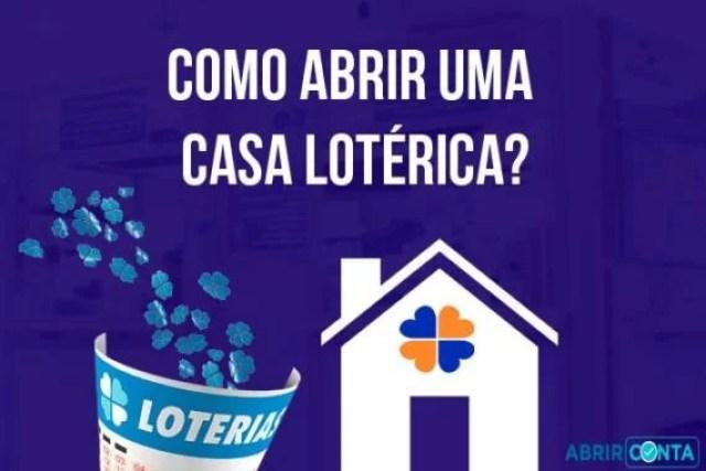 Como abrir uma casa lotérica?