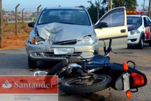 Como fazer seguro de carro e moto do Santander?