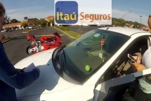 Como fazer seguro de carro e moto no Itaú?
