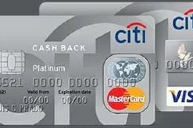 Como fazer um cartão de crédito Citibank