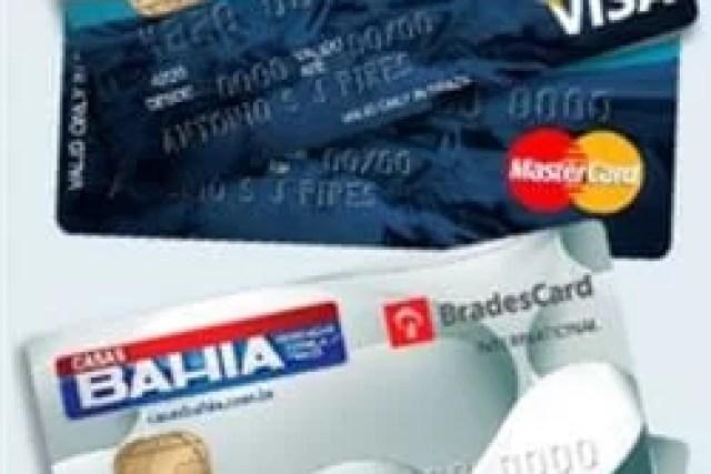 Como fazer um cartão de crédito Casas Bahia