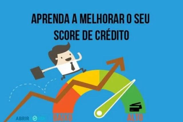 Aprenda a melhorar o seu score de crédito