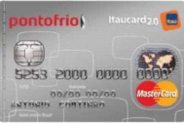 Como fazer um cartão de crédito Ponto Frio