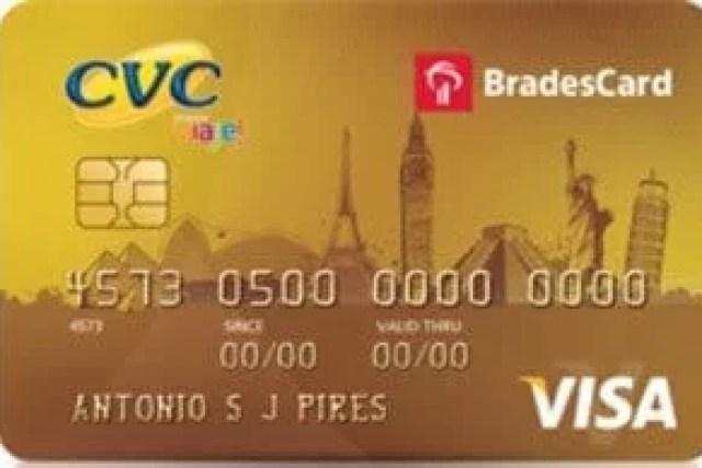 Como fazer um cartão de crédito CVC