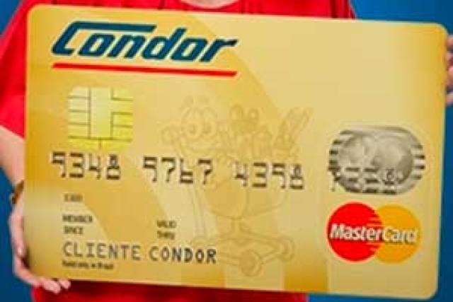 Como fazer um cartão de crédito Condor