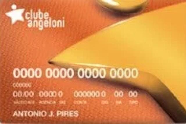 Como Fazer o Cartão de Crédito Clube Angeloni