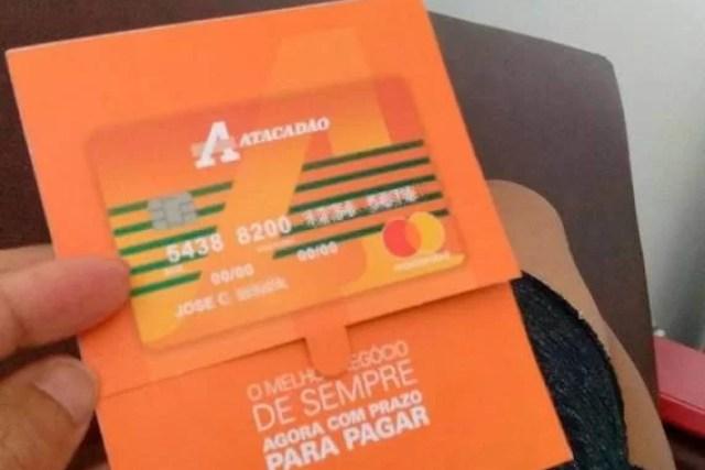 Como Fazer o Cartão de Crédito Atacadão