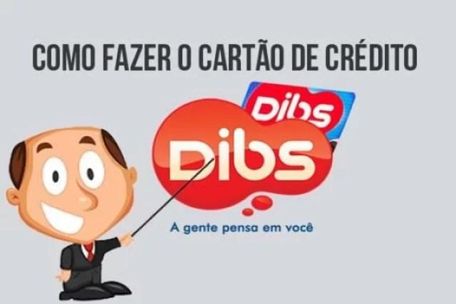 Como fazer o cartão de crédito Dibs