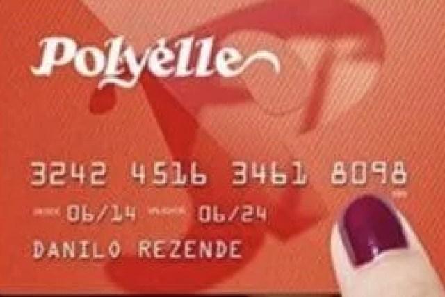 Como fazer o cartão de crédito Polyélle