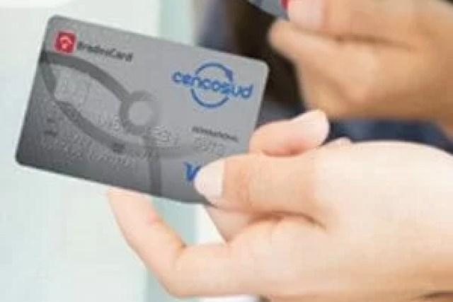 Como fazer cartão de crédito Cencosud