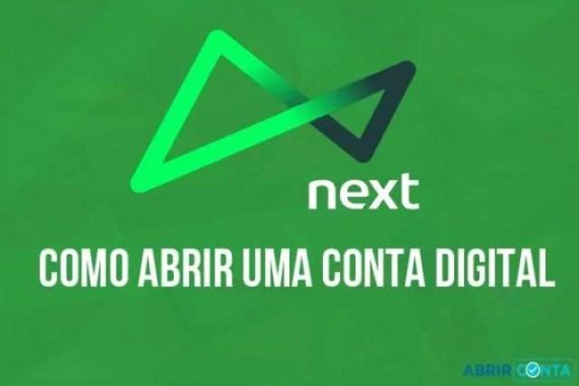 Abrir Conta Digital no Next (Guia Completo)