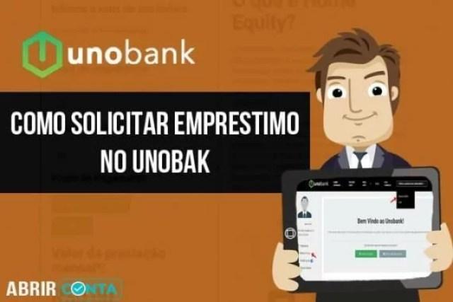 Como conseguir fazer empréstimo no Unobank