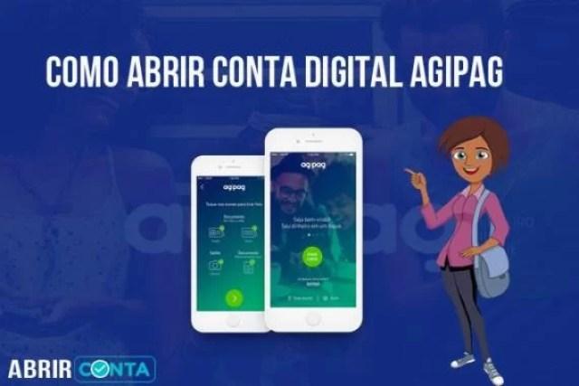 Como Abrir Conta Digital Agibank + Cartão de Crédito