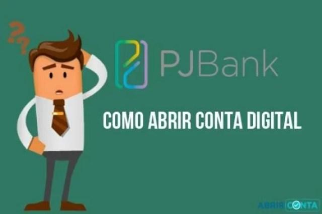 Como Abrir Conta Digital PJBank (Passo a Passo)