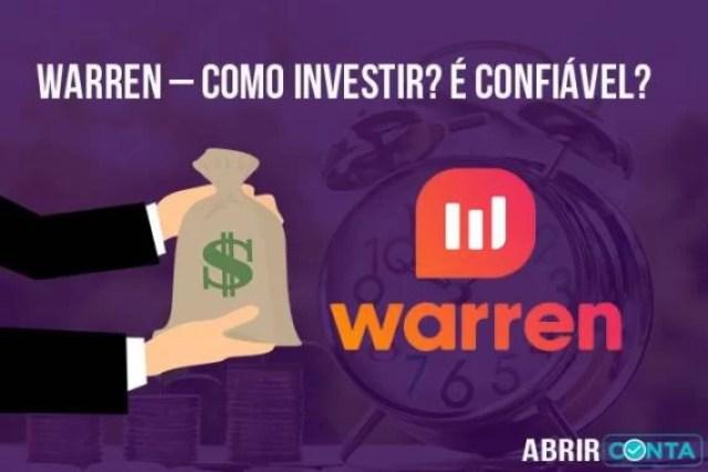Warren – Como investir? É Confiável?