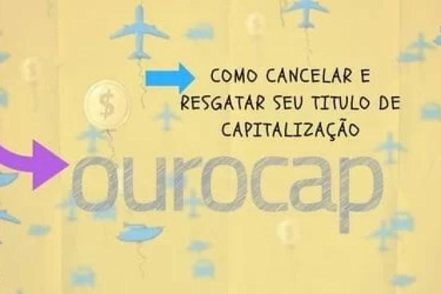 Como cancelar e resgatar o Ourocap do Banco do Brasil