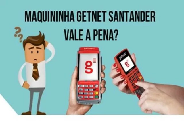 Maquininha Getnet Santander – Vale a pena?