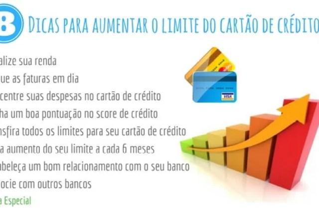 8 Dicas de como aumentar o limite do cartão de crédito