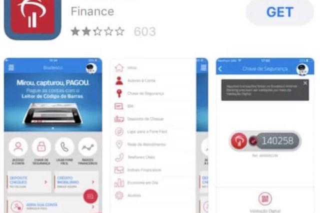 Como abrir conta Bradesco no aplicativo
