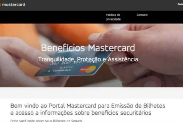 Como fazer seguro médico de viagem Mastercard
