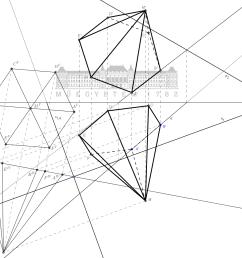 regular pyramid  [ 1366 x 1097 Pixel ]