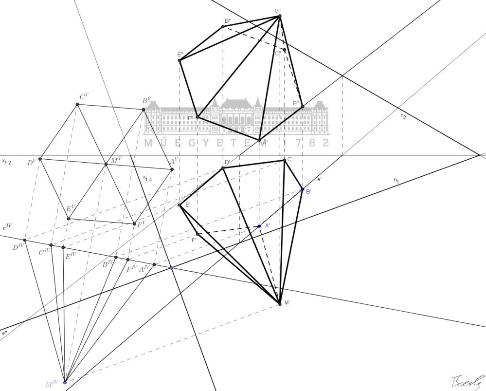 medium resolution of  regular pyramid