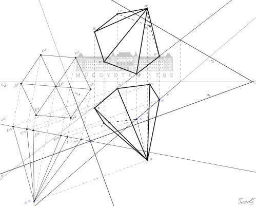 small resolution of  regular pyramid