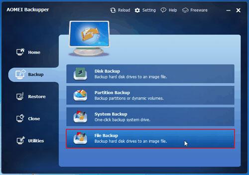 backupper standard v3.2