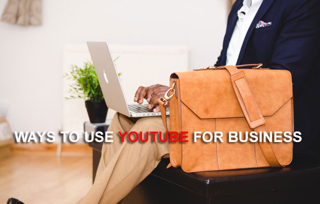 YouTube For Business Promotion