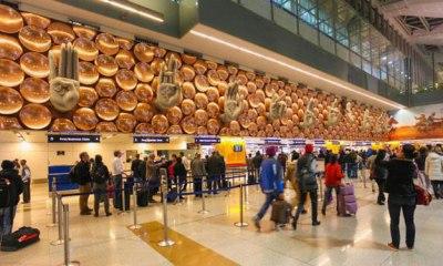 igi airport e-visa