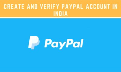 Create and Verify PayPal Account In India 2017
