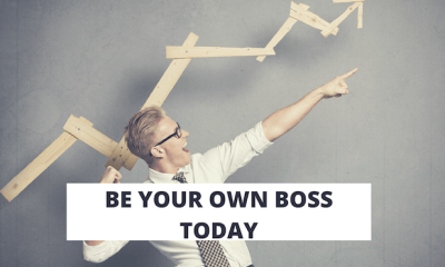 Be Your Own Boss Today