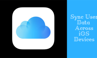 How to Sync User Data Across iOS Devices