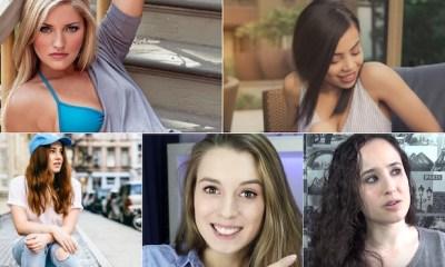 Top 5 Most Beautiful Female Tech YouTubers