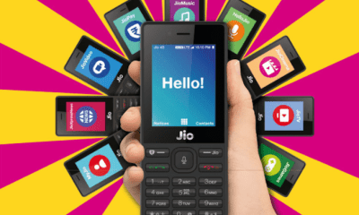 Features of JioPhone