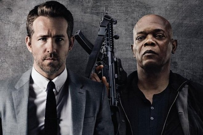 Watch The Hitman's BodyGuard Movie Online For Free