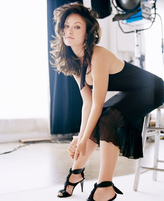 Olivia  Wilde  who  sits  atop  of  Maxim's  Hot  100  list  for  2009