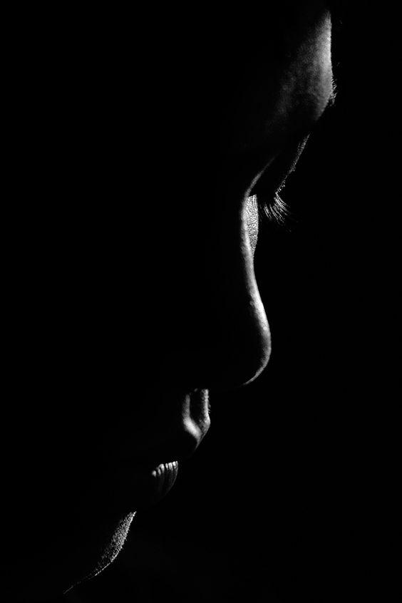 Black and White Portrait Lighting