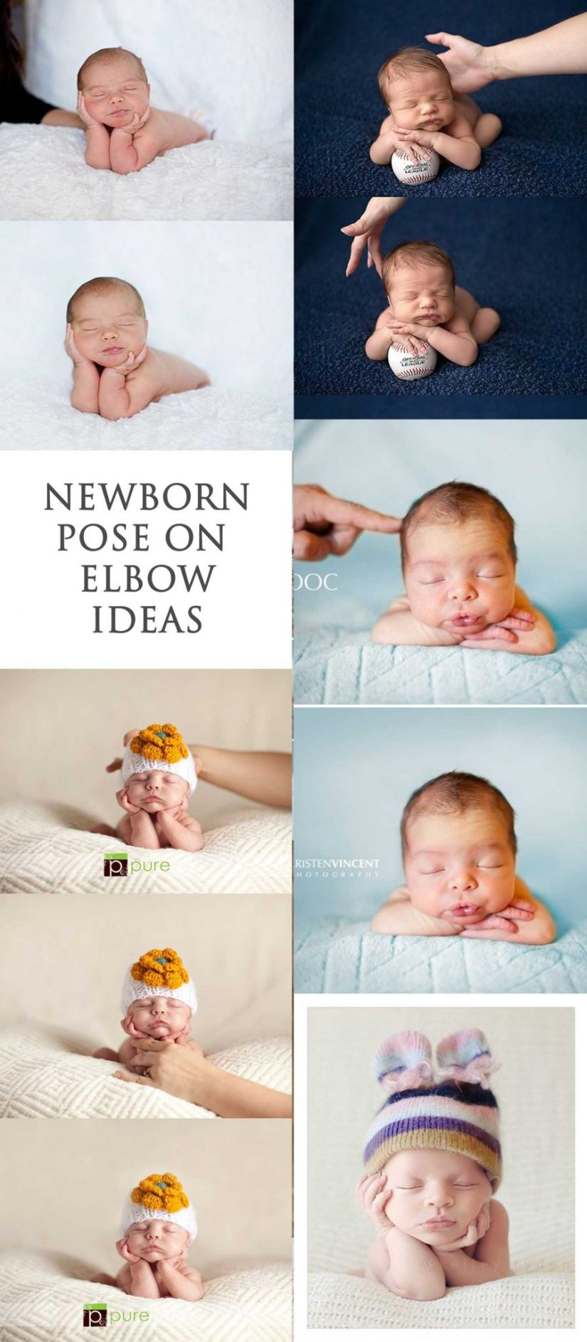 Propped Elbow Pose