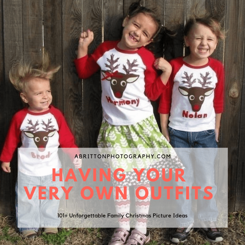 101 Unforgettable Family Christmas Picture Ideas 2018 Abrittonphotography